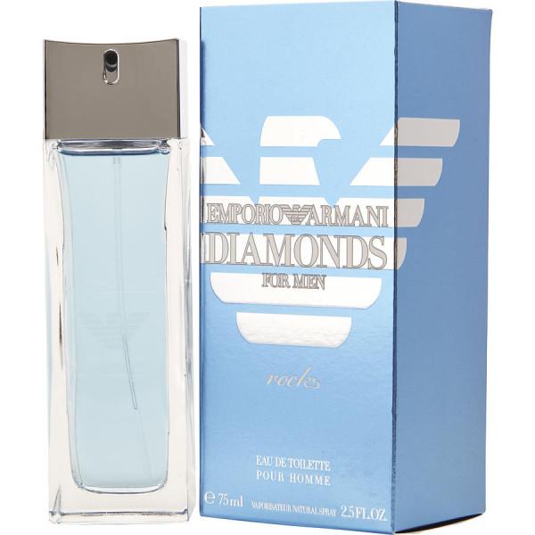 Diamonds Rocks - Emporio Armani Eau de Toilette Spray 75 ml