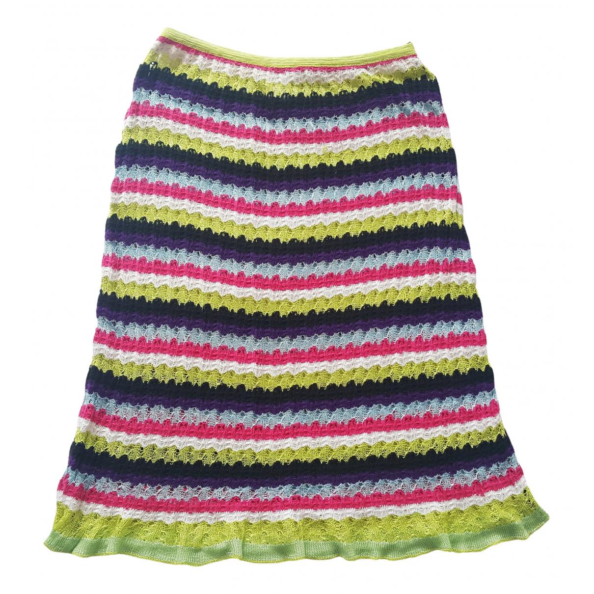 Christian Lacroix - Jupe   pour femme en coton - multicolore