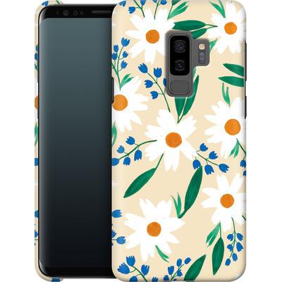 Samsung Galaxy S9 Plus Smartphone Huelle - Daisy Chain von Iisa Monttinen