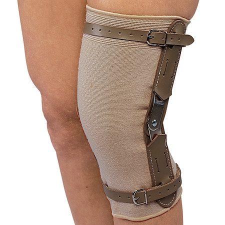 OTC Professional Orthopaedic Knee Brace with Hinged Bars - 1.0 Each