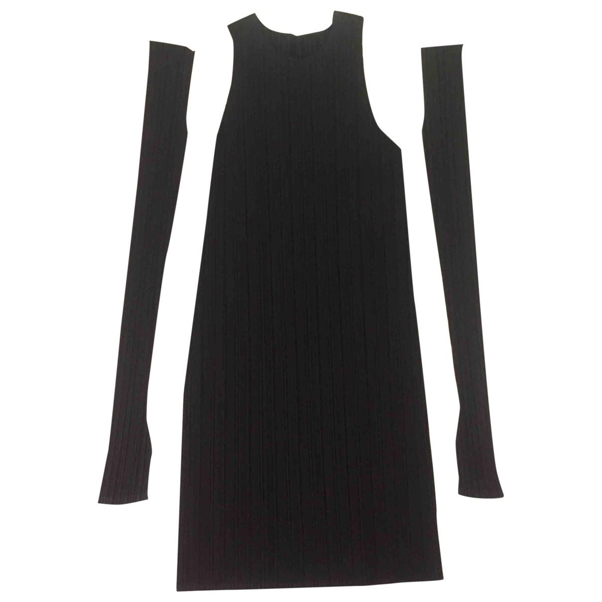 Pleats Please - Robe   pour femme - marron