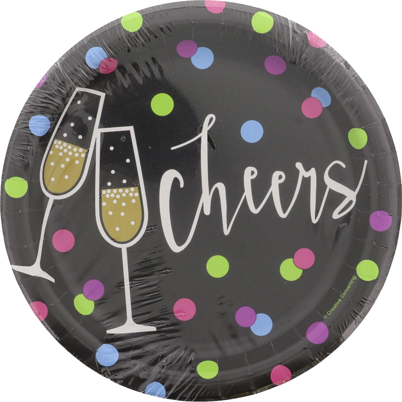Creative Converting New York Cheers Desert Plates Plate 324190