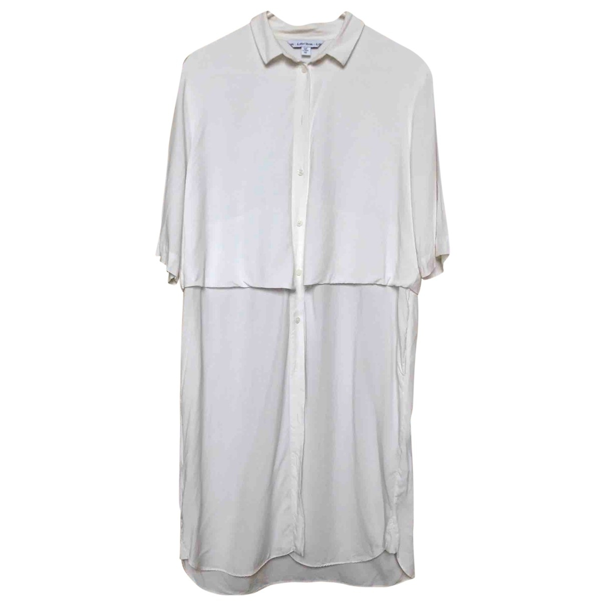& Other Stories - Robe   pour femme - blanc