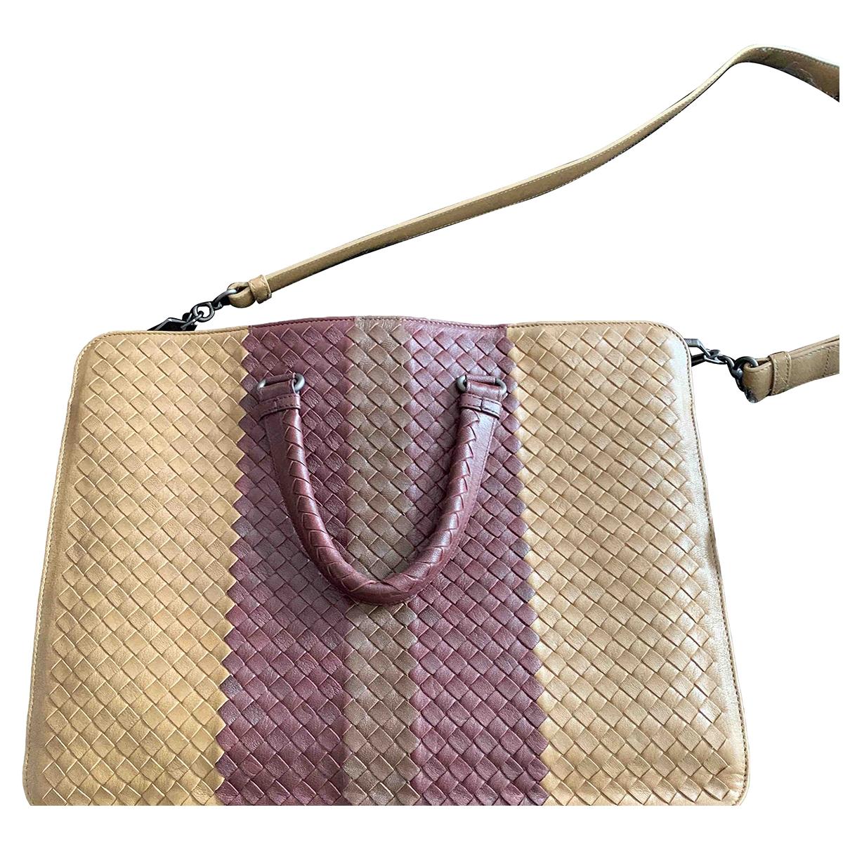 Bottega Veneta \N Handtasche in  Bunt Leder
