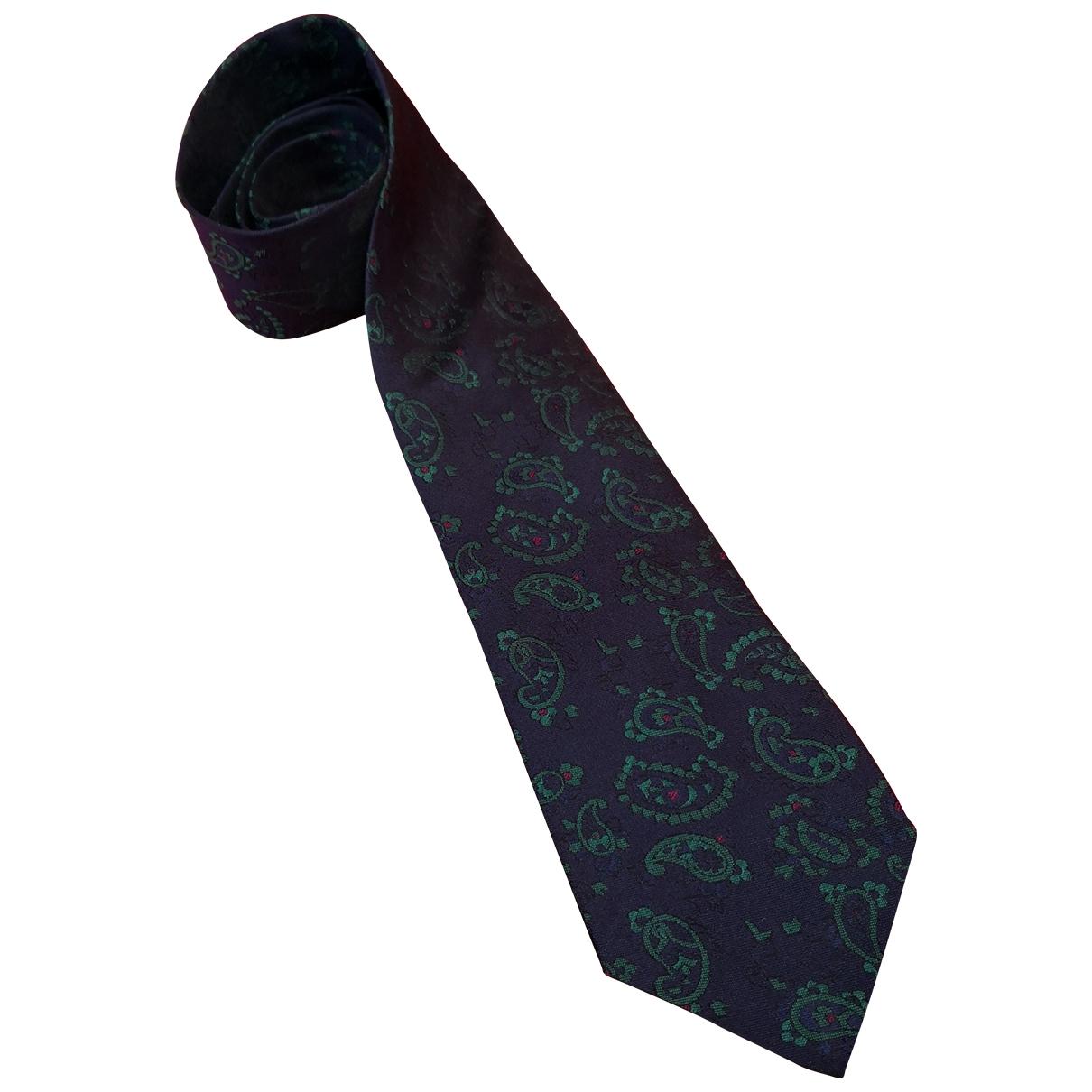 Dior \N Krawatten in Seide