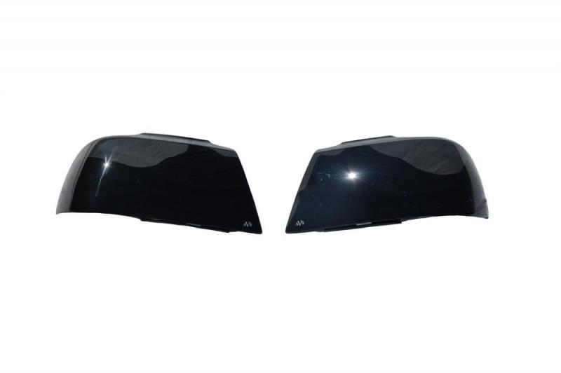 AVS 37913 Headlight Covers - Black Ford Explorer 2002-2005