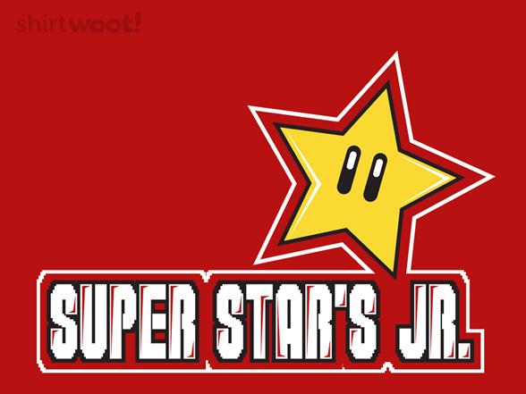Super Star's Jr T Shirt
