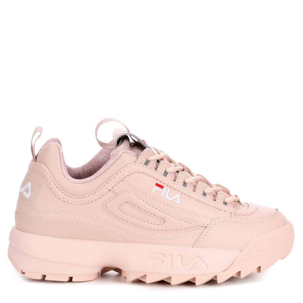 Fila Womens Disruptor II Premium Shoes Sneakers