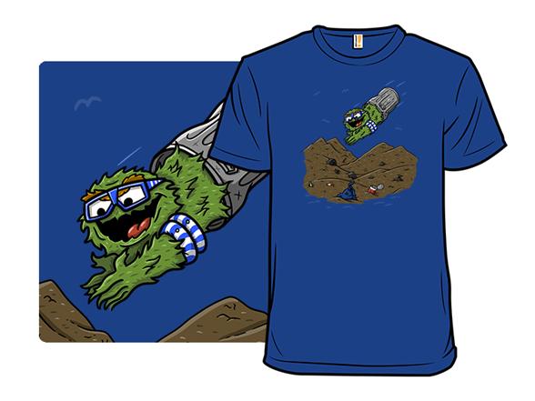 Dumpster Diving T Shirt