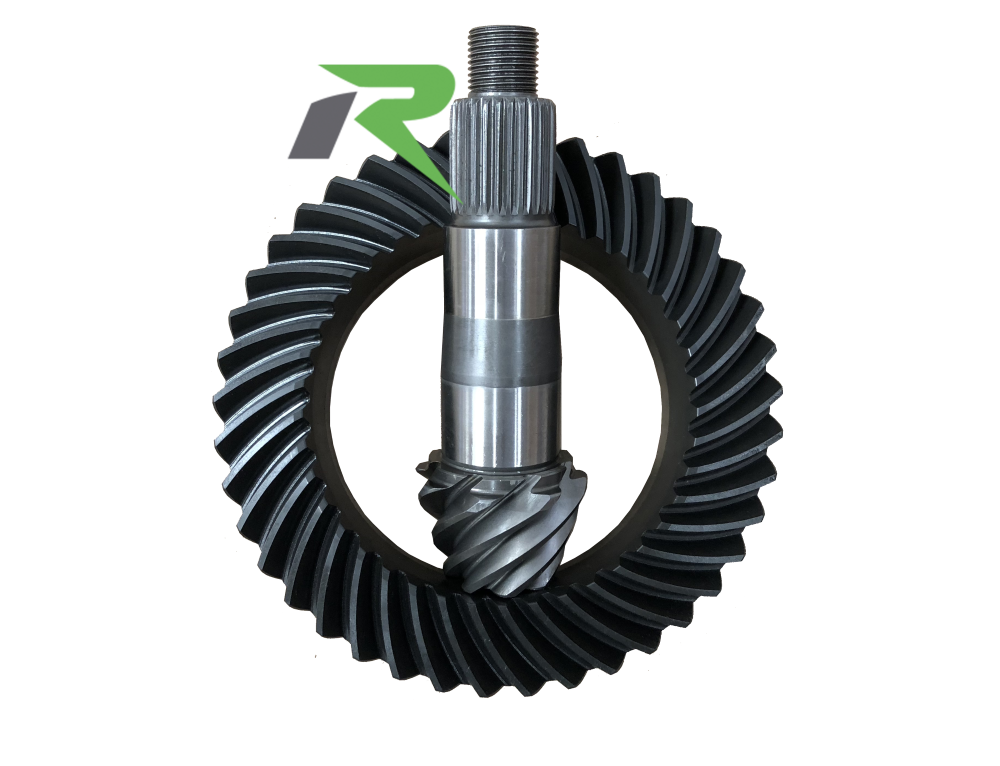 Revolution Gear and Axle D44JL-456R D44 (210MM) Reverse Front JL and JT Ring and Pinion 4.56 Ratio