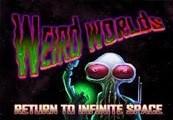 Weird Worlds: Return to Infinite Space Steam CD Key