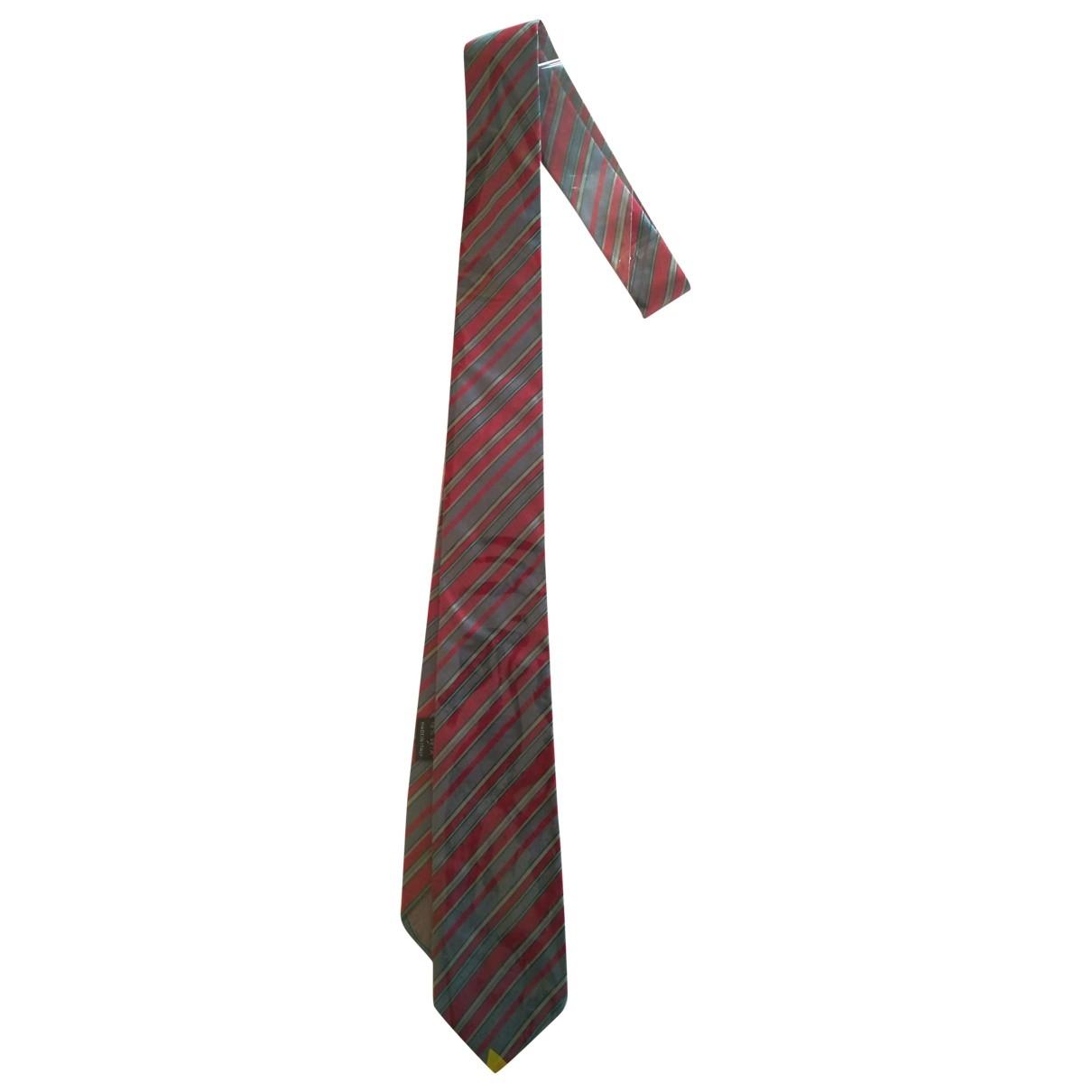 Missoni \N Krawatten in  Rot Baumwolle
