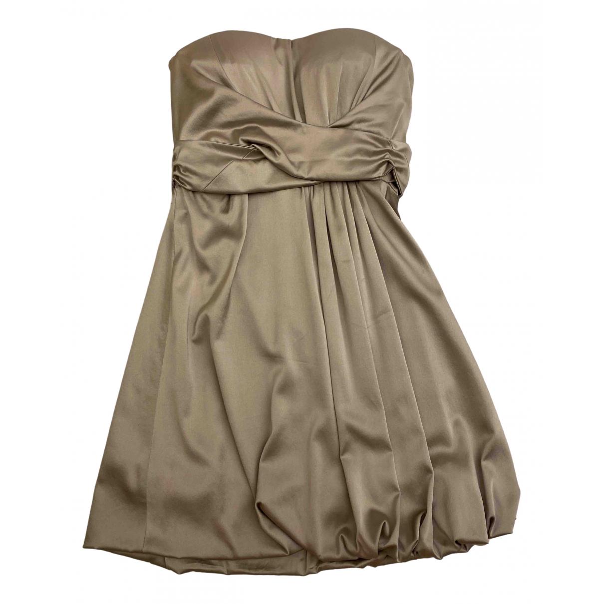 Jasmine Di Milo - Robe   pour femme en soie - gris