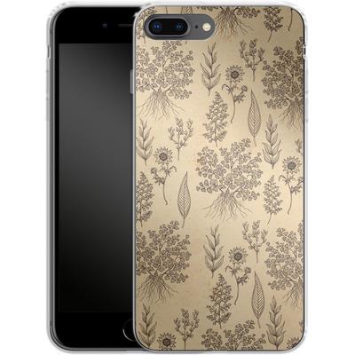 Apple iPhone 8 Plus Silikon Handyhuelle - Natura von Daniel Martin Diaz