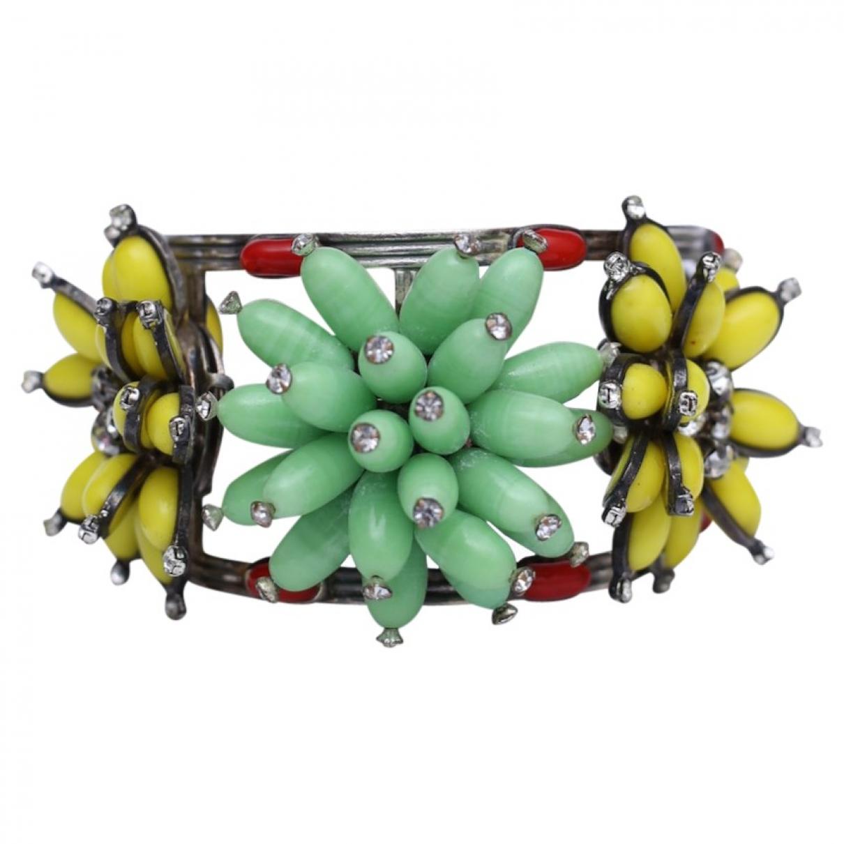 Chanel - Bracelet Baroque pour femme en metal - multicolore