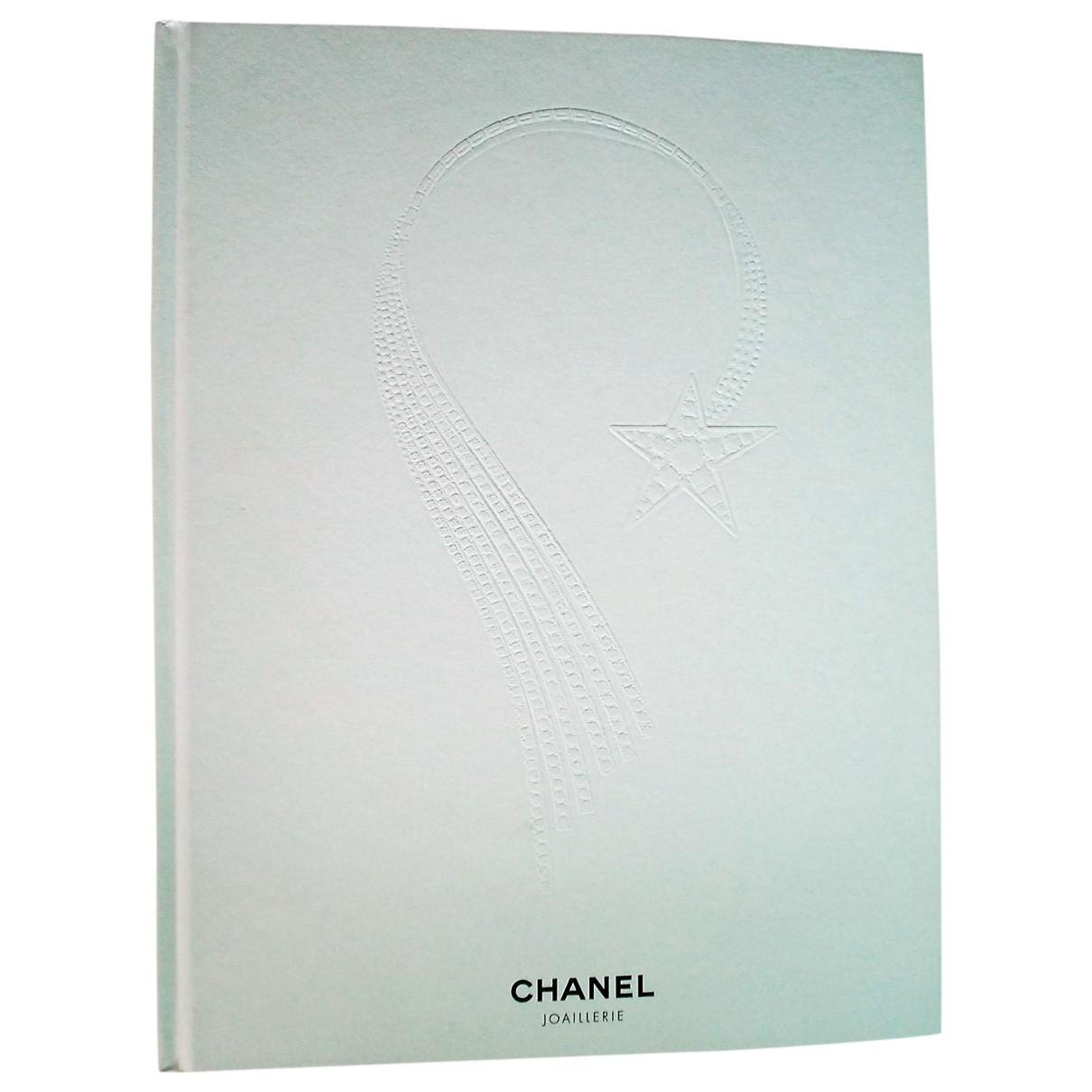 Chanel \N Kunst in  Weiss Baumwolle