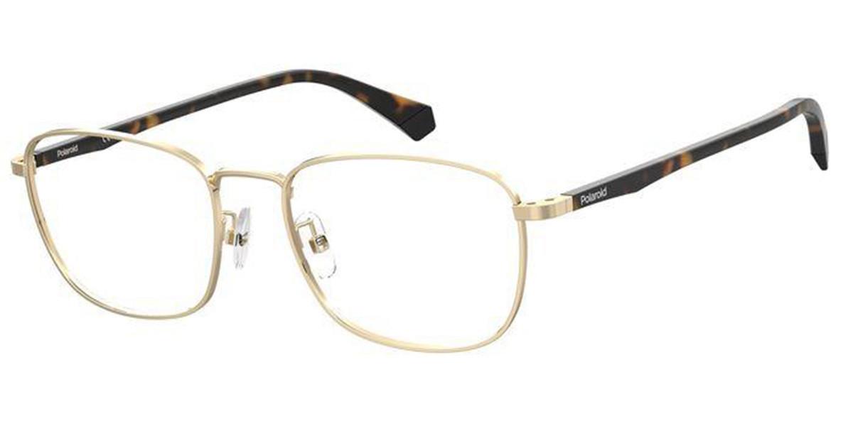 Polaroid PLD D398/G J5G Men's Glasses  Size 54 - Free Lenses - HSA/FSA Insurance - Blue Light Block Available