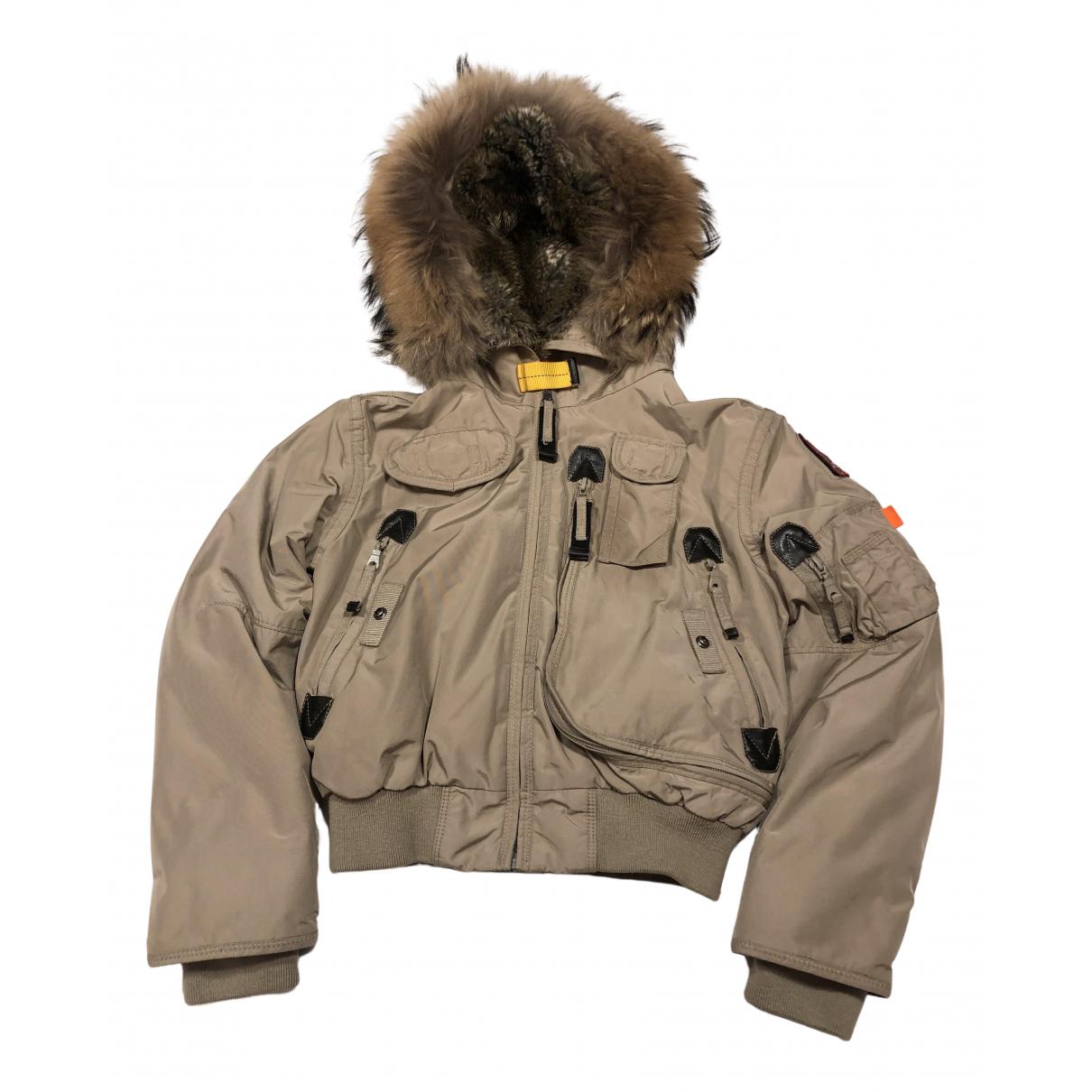Parajumpers - Blousons.Manteaux   pour enfant - beige