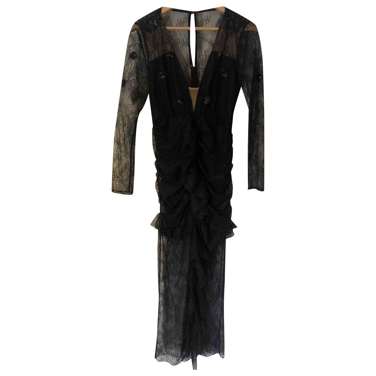 For Love & Lemons \N Black dress for Women 10 UK