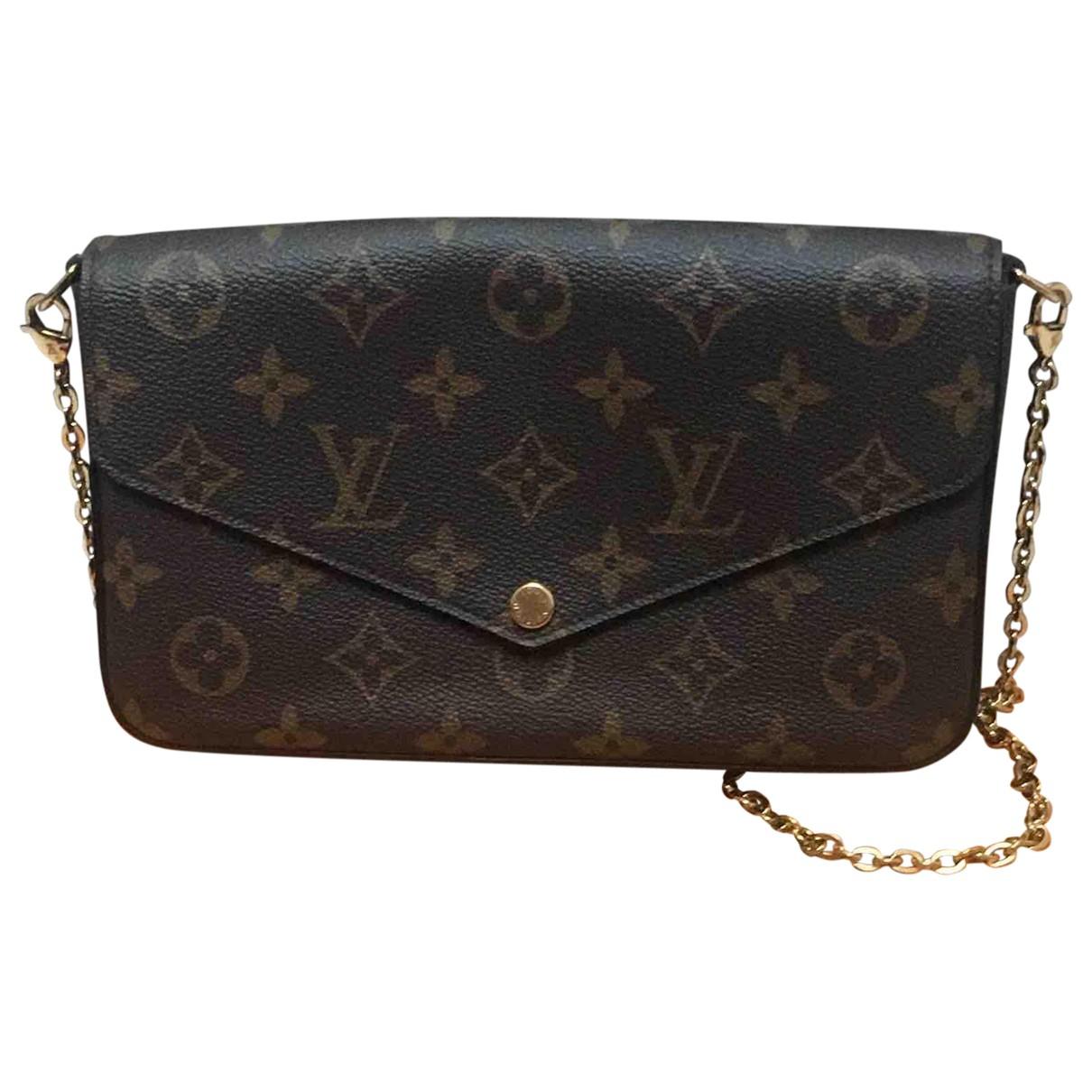 Pochette Felicie de Lona Louis Vuitton