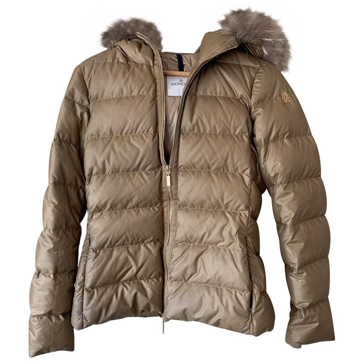 Moncler \N Brown jacket for Women M International