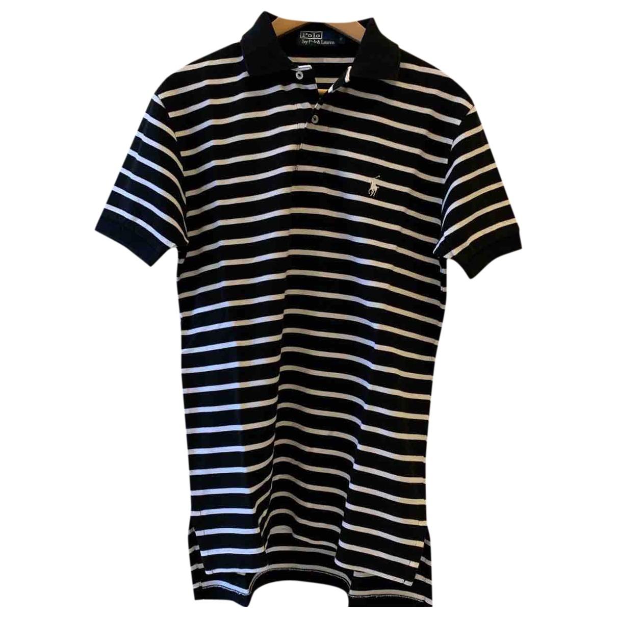 Polo Ralph Lauren - Polos   pour homme en coton - noir
