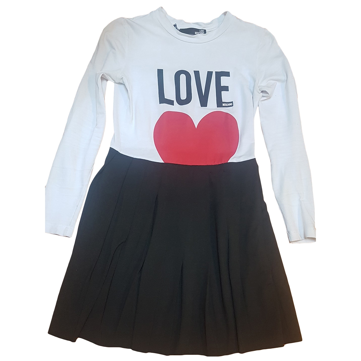 Moschino Love \N Kleid in  Bunt Polyester