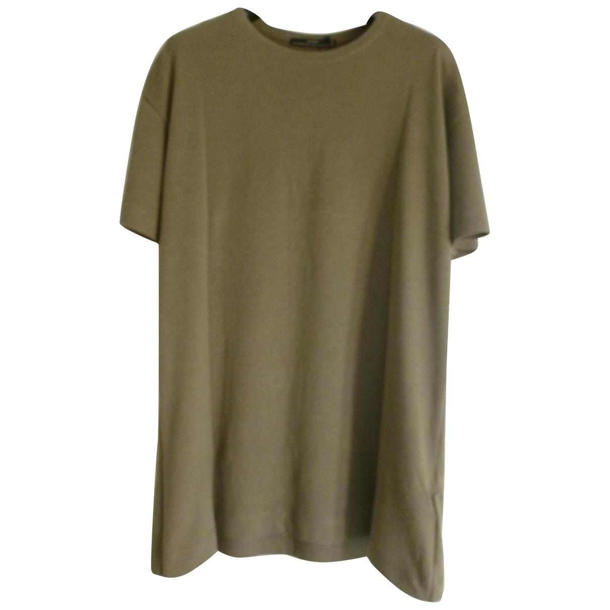 Zara \N Khaki Cotton  top for Women S International