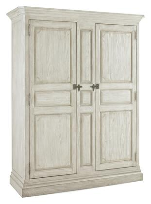 6101-90013-02 Montebello Master Chest  in Whites and Creams and