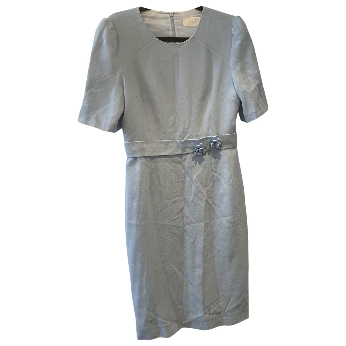 Goat \N Blue dress for Women 12 UK