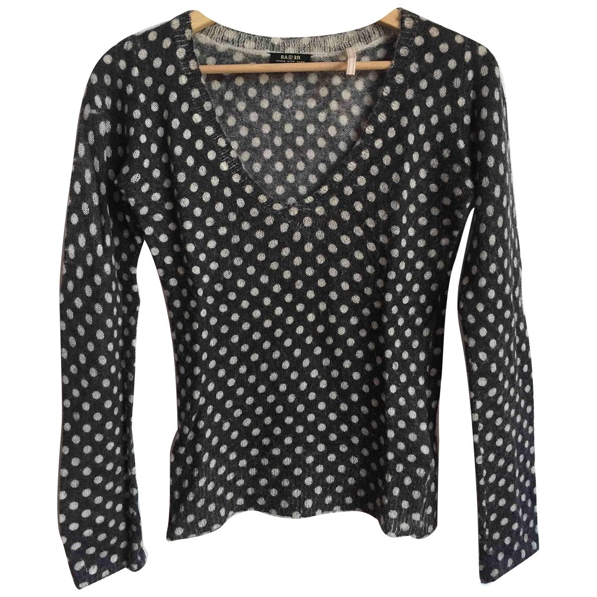 Ra-re \N Black Wool Knitwear for Women S International
