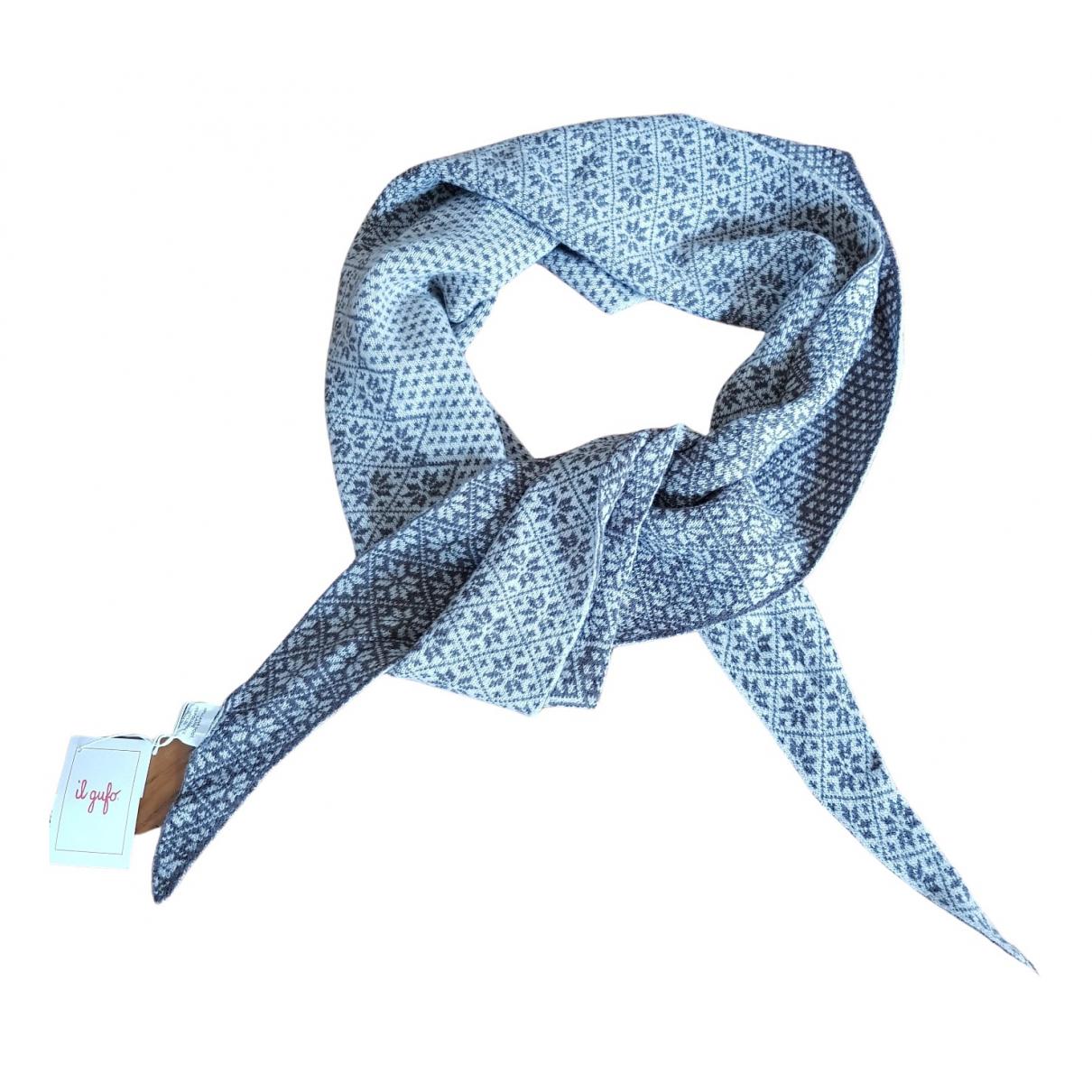Il Gufo N Multicolour Wool scarf for Women N