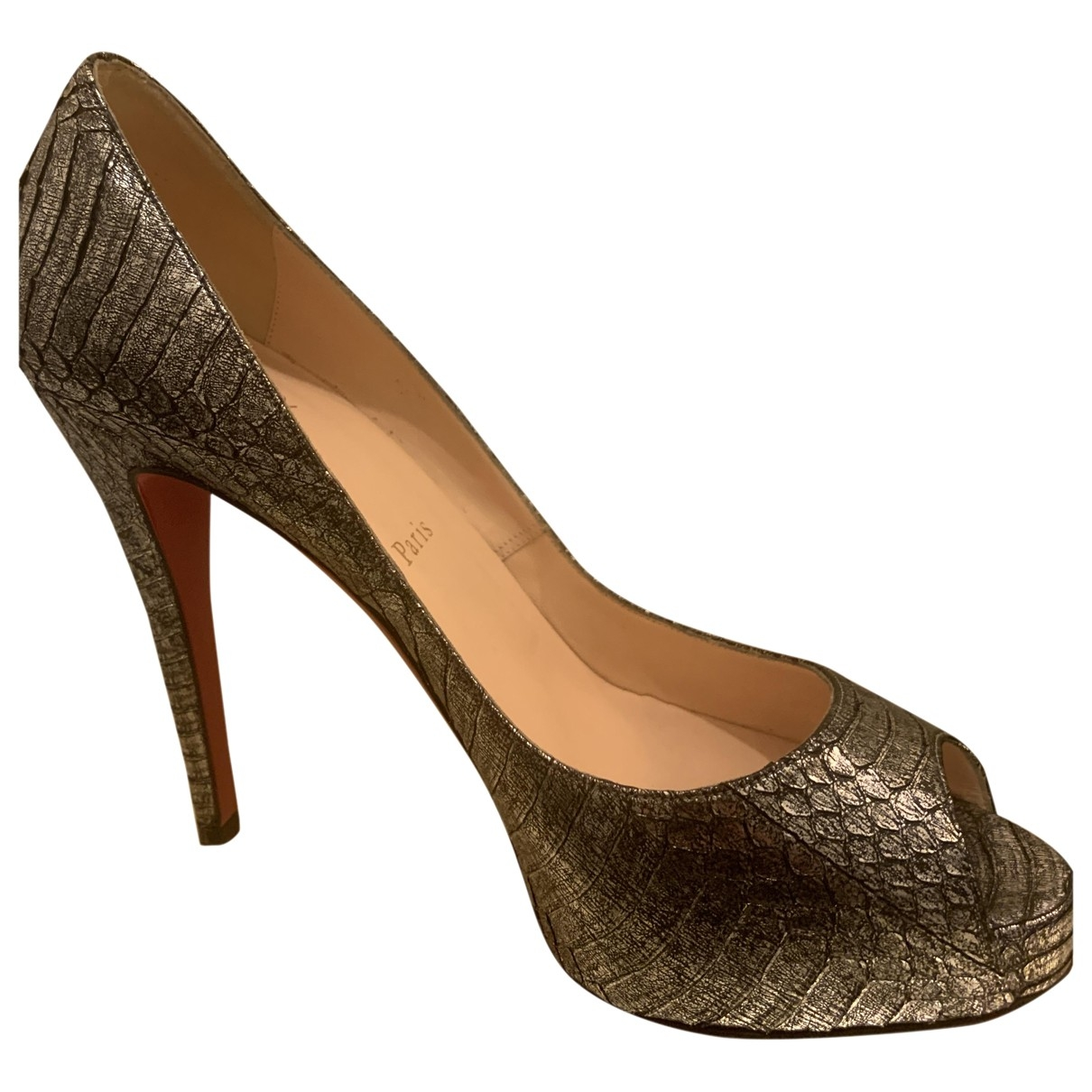Tacones Very Prive Christian Louboutin