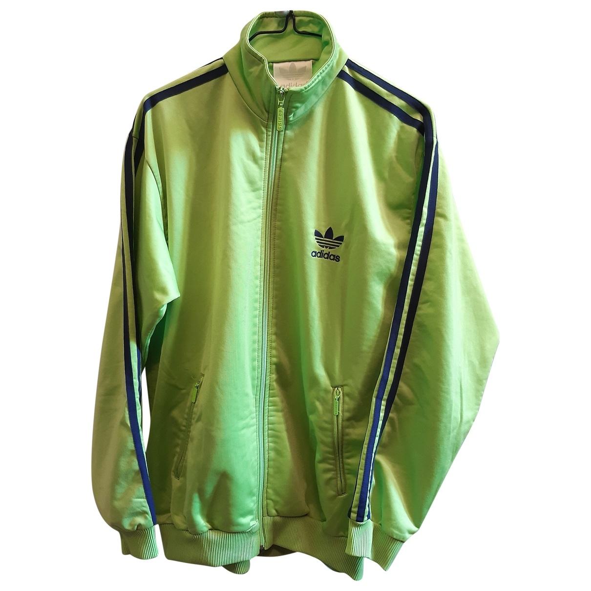 Adidas \N Green Knitwear & Sweatshirts for Men M International