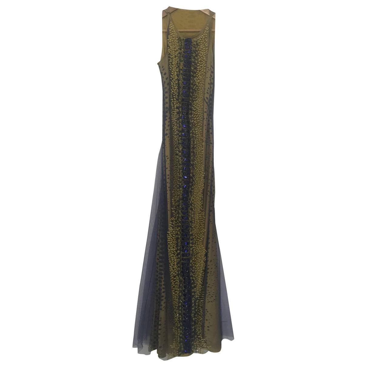- Robe   pour femme en a paillettes - violet