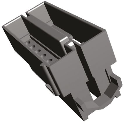 TE Connectivity , Commercial MATE-N-LOK Female Connector Housing, 4.95mm Pitch, 16 Way, 2 Row