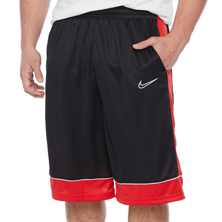 Nike Mens Pull-On Short-Big and Tall, 3x-large , Black