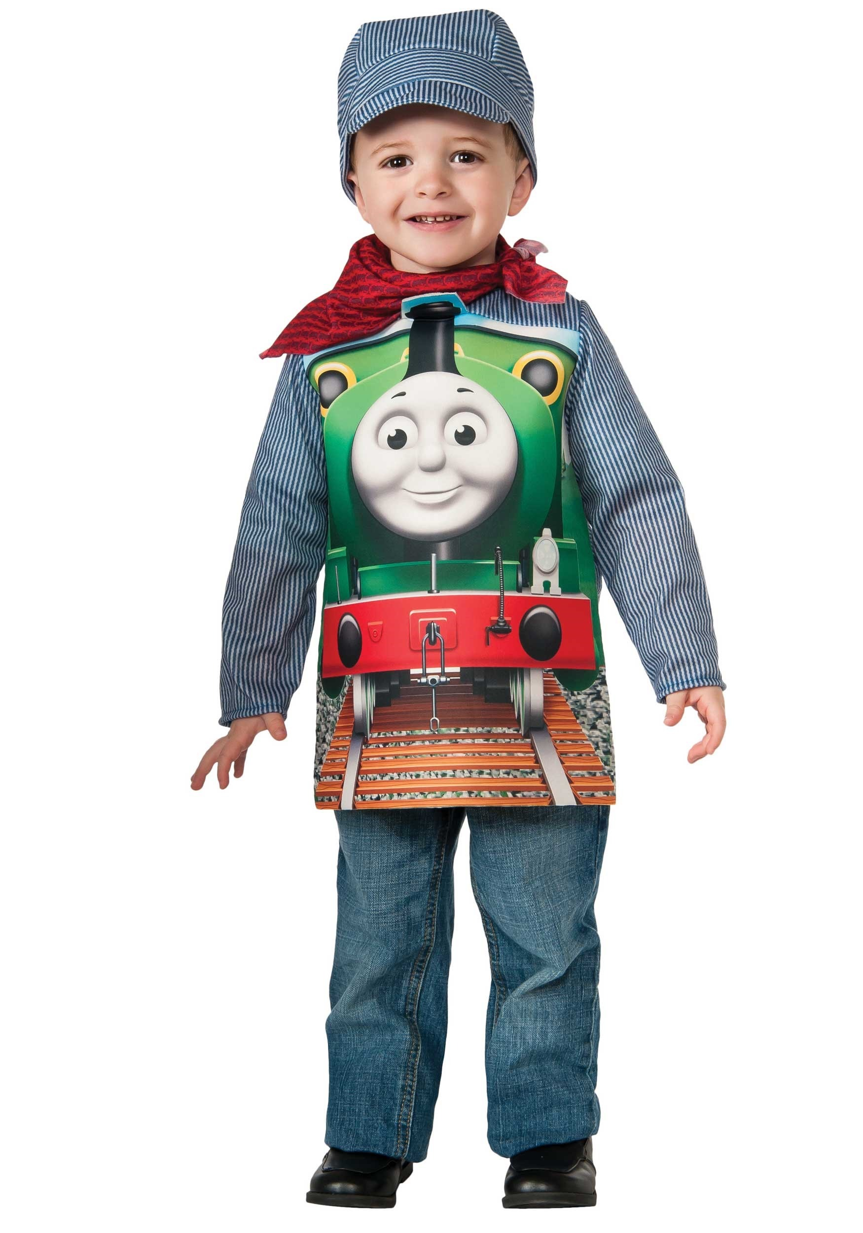 Thomas and Friends Percy Deluxe Cute Toddler Costume