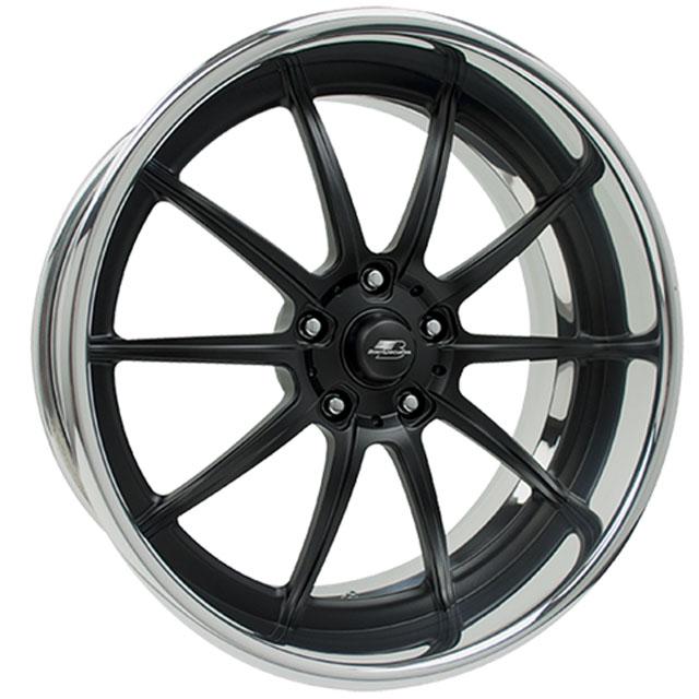 Billet Specialties MT60912Custom G-Spec Concave Shallow Wheel 19x12