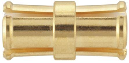 Rosenberger Straight 50Ω RF Adapter Bullet Socket to Bullet Socket 40GHz