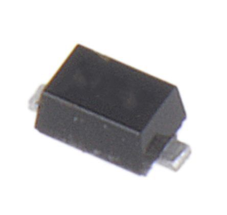 ON Semiconductor , 10V Zener Diode 500 mW SMT 2-Pin SOD-523 (3000)