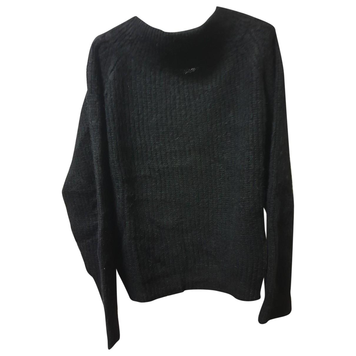 Jucca - Pull   pour femme en laine - noir
