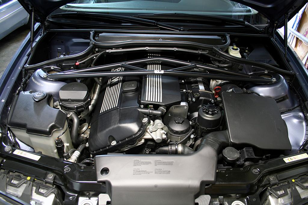 ESS Tuning 115-16 M52TUB25 TS2 Supercharger BMW 323i E36 99-00