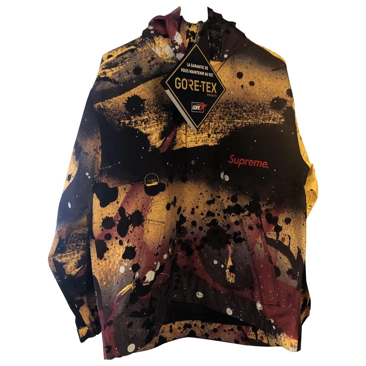 Supreme \N Multicolour jacket  for Men M International