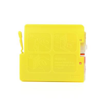 Compatible Brother IntelliFax-2580C jaune cartouche d'encre de Moustache