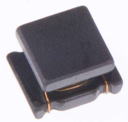 Murata , LQH32MN, 1210 (3225M) Wire-wound SMD Inductor 10 μH ±10% Wire-Wound 190mA Idc Q:35 (20)