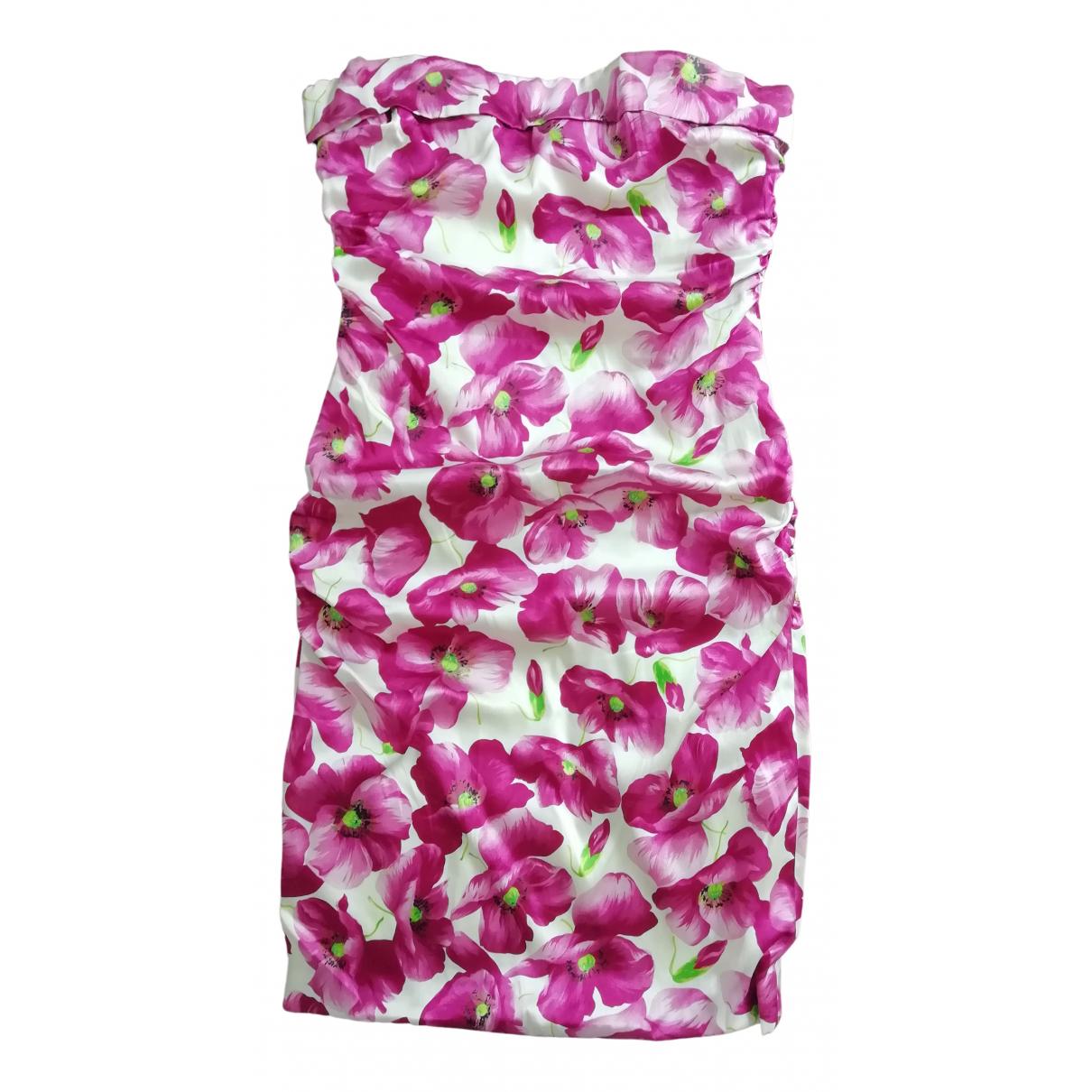 Dolce & Gabbana N Purple Silk dress for Women 44 IT