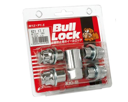 Project Kics Bull Lock Chrome Mag M12x1.50 Lock