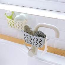 1 Stueck zufaellige Farbe Wasserhahn-Abflusskorb