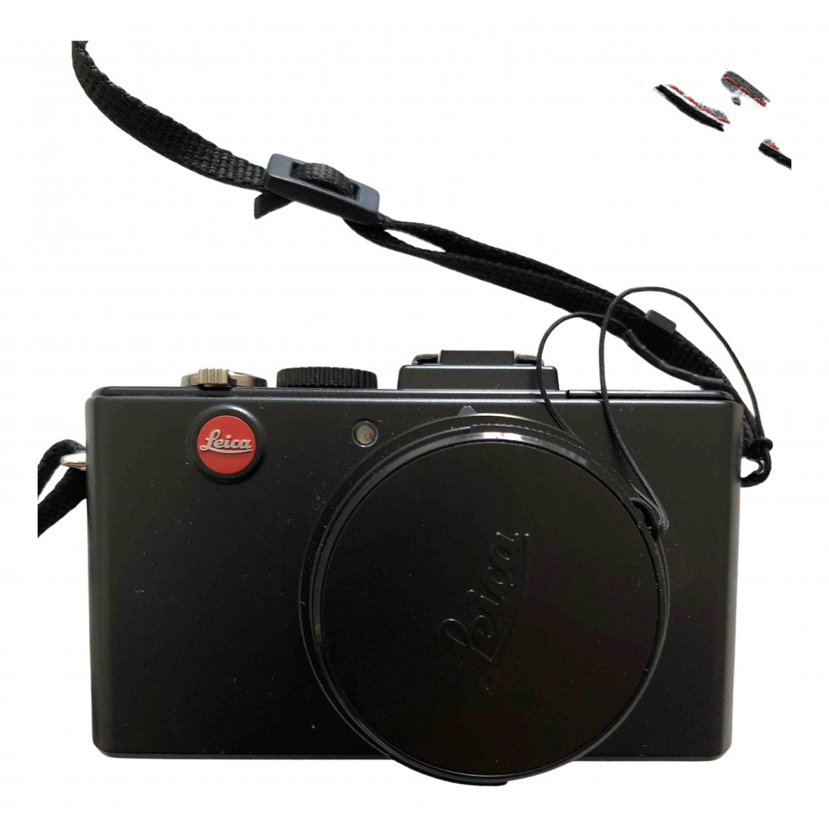 Leica \N Accessoires in  Schwarz Stahl